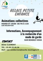 RPE SOMBERNON - ANIMATIONS COLLECTIVES